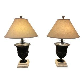 Kreiss Classic Urn Lamps - a Pair