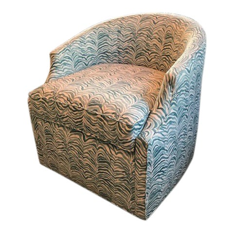 Stevie Swivel Chair For Sale