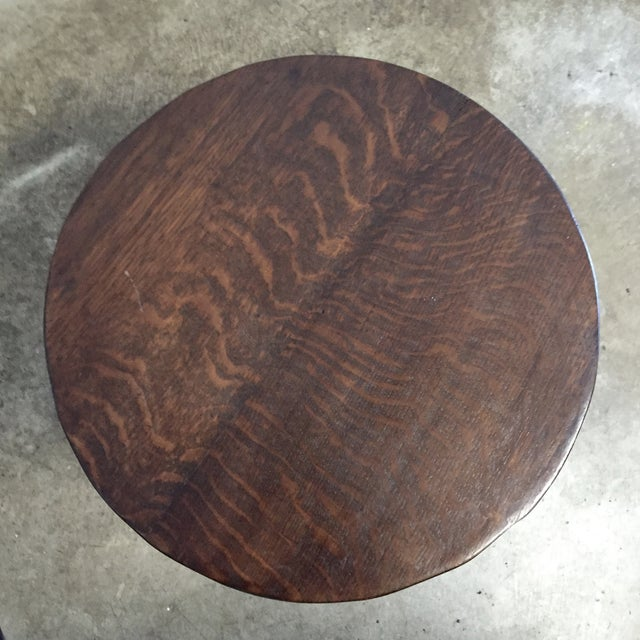 19th Century Round Topped Side Table - Image 3 of 8