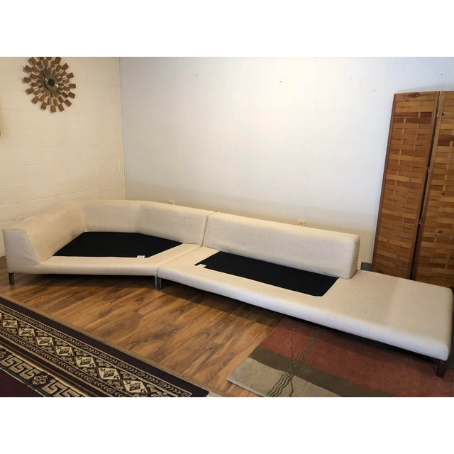 Minotti Hamilton Islands Sectional Sofa For Sale In Seattle - Image 6 of 13