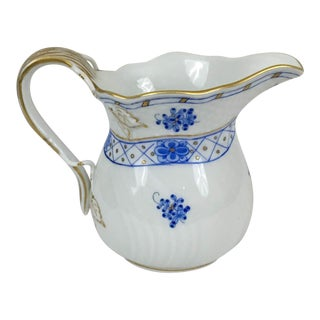 20th Century Traditional Herend Pitcher/Creamer