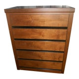 Image of 1980s Vintage Dillingham Danish Modern Chest of Drawers by Merton Gershun For Sale