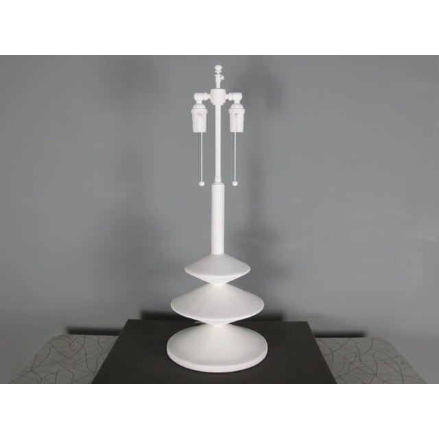 Plaster Jmf Lamp For Sale - Image 10 of 10