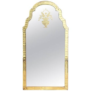 Turn of the Century French Art Deco Mirror For Sale