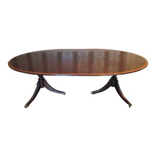 Sheraton Style Dining Table