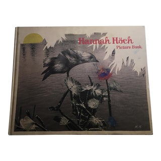 'Hannah Hoch Picture Book' Illustrated Hardcover For Sale