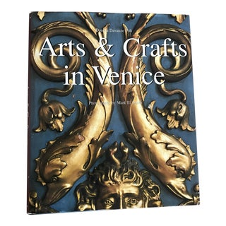 Arts and Crafts in Venice Book