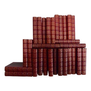 Beaux and Belles of England, Edition Deluxe, 19th C. Books - 28 Vols. For Sale