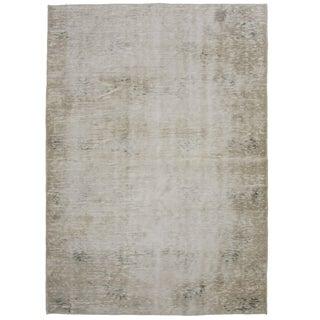 "Overdyed Kayseri Carpet - 5'2"" X 7'5"""