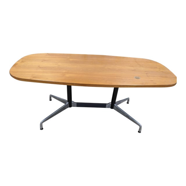 Mid-Century Modern Eames Table/Writing Desk For Sale