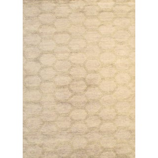 Modern Moroccan Rug - 6' X 9' For Sale