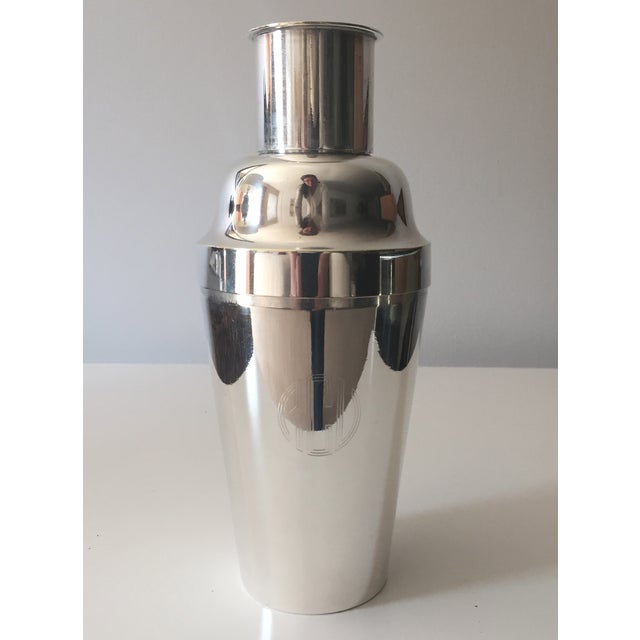 Vintage Chinese Silver Cocktail Shaker - Image 2 of 7