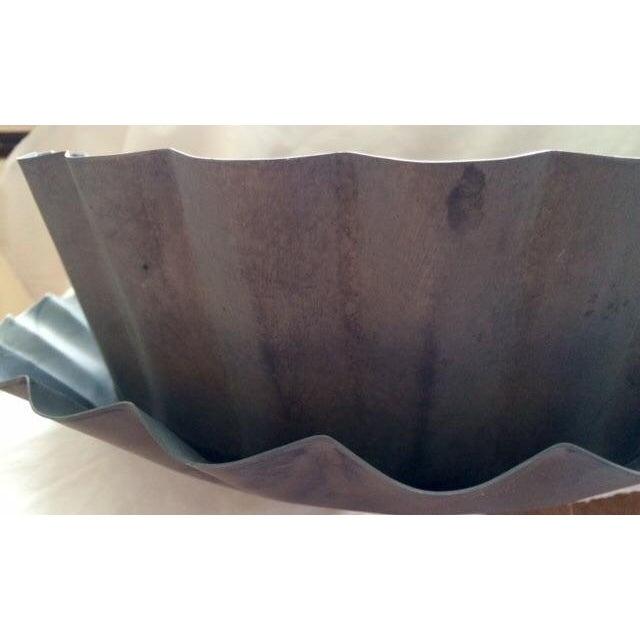 Large Iron Planter Cachepot - Image 3 of 7