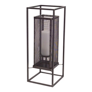 Mesh Metal Modern Hurricane from Kenneth Ludwig Home For Sale