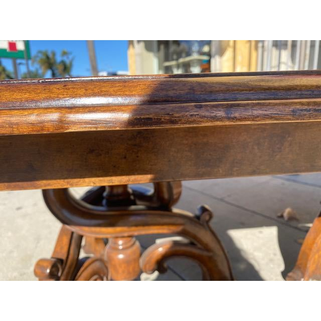 1980s Thierin Dining Table For Sale - Image 5 of 13