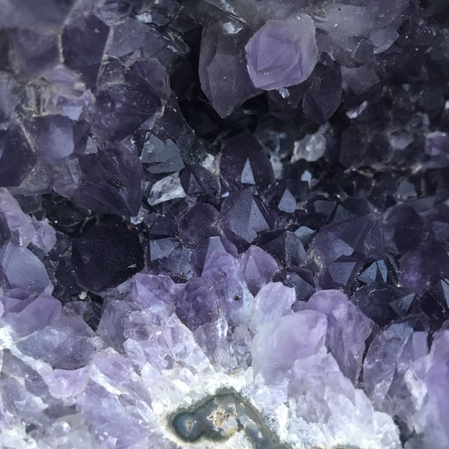 1980s Brazilian Amethyst Cathedral For Sale - Image 5 of 9