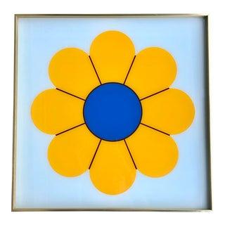 Reverse Print on Glass/Jordan Marsh For Sale