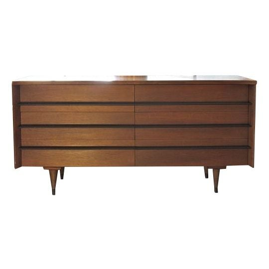 American of Martinsville Mid-Century Dresser For Sale