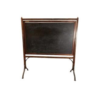 19th C. School House Blackboard