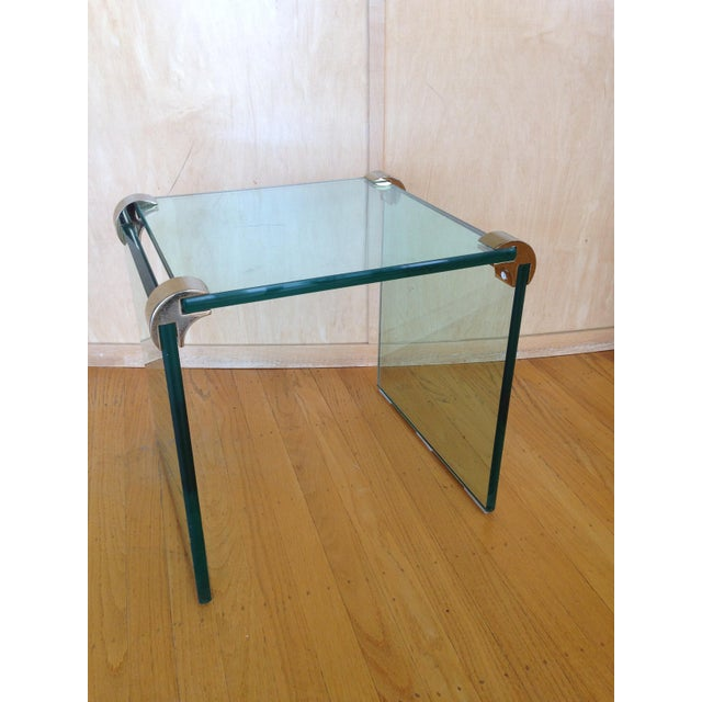 Vintage Pace Corner Table - Image 2 of 6