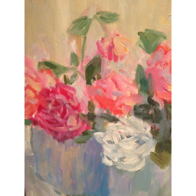 Traditional Studio Still Life Oil Painting For Sale - Image 3 of 5