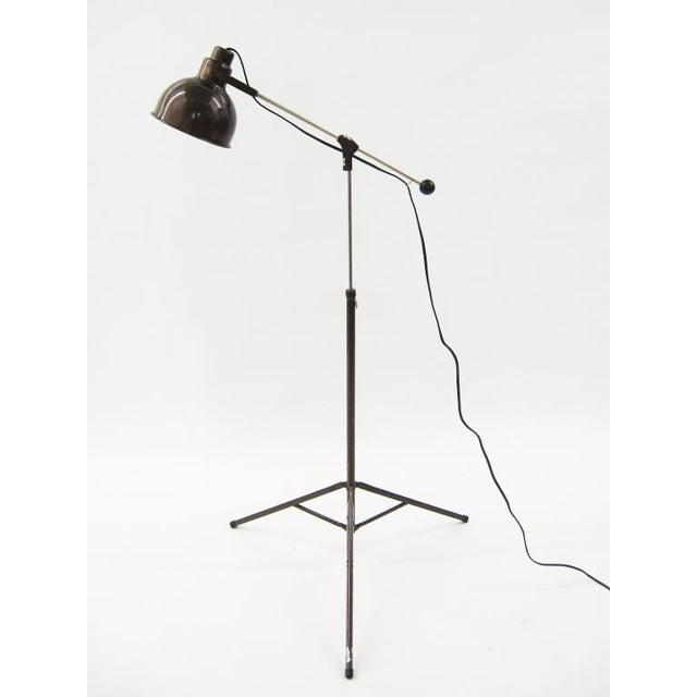 Industrial 1960s Industrial floor lamp For Sale - Image 3 of 10