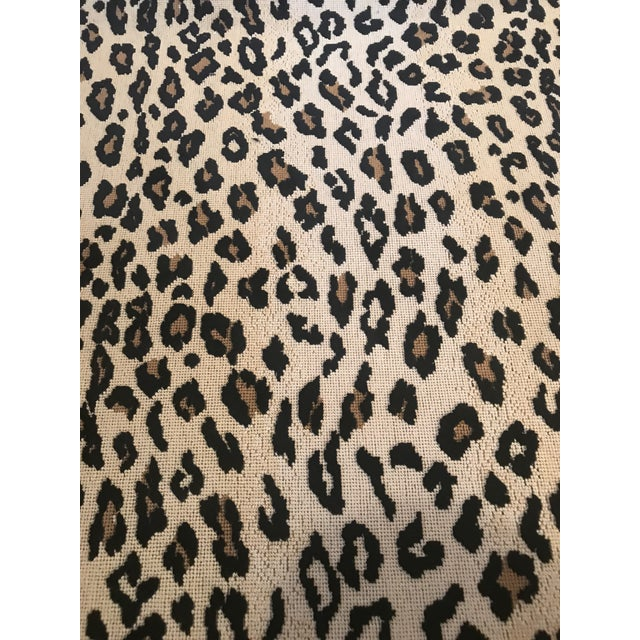 2 1/2 yards of Schumacher Safari Epingle fabric. Since 1889 we've been setting the bar with our exceptional products. A...