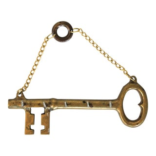 Brass Key Key Holder For Sale