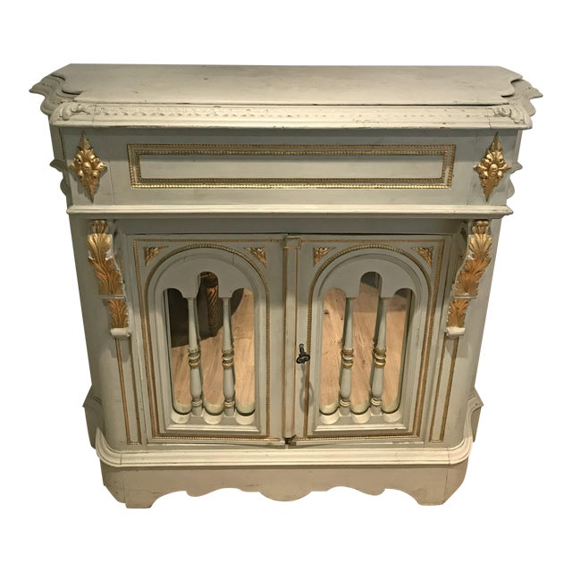 Antique Napoleon III Console For Sale