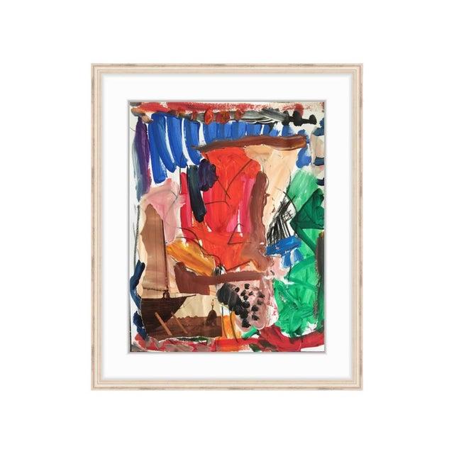 Sean Kratzert Sean Kratzert 'Traveler' Collage For Sale - Image 4 of 4