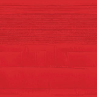 Transitional Strie Stripe Red Wallpaper For Sale