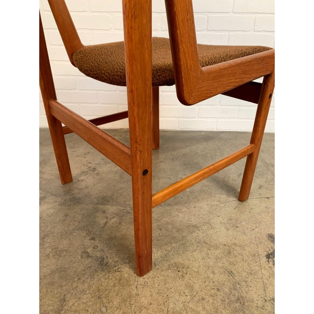 Danish Modern Dining Chairs by Artfurn, Denmark For Sale - Image 12 of 13