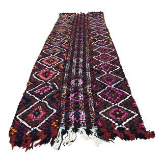 Anatolian Wedding Kilim Rug, Oushak Kilim Rug