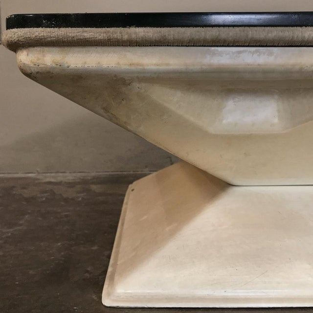 Acrylic Mid-Century Modern Illuminated Coffee Table From m.i.m. Roma Circa 1970s For Sale - Image 7 of 10
