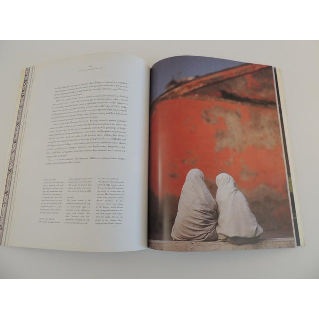 Late 20th Century Morocco Modern Book For Sale - Image 5 of 6