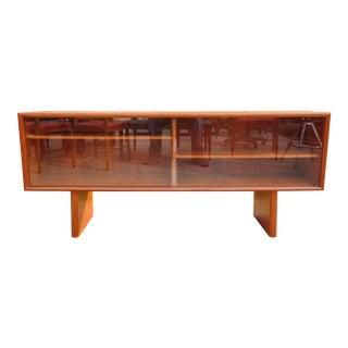 Mid Century Svend Larsen for Faarup Mobelfabrik Teak Sideboard For Sale