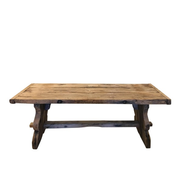 Primitive Spanish TABLE - Image 1 of 9