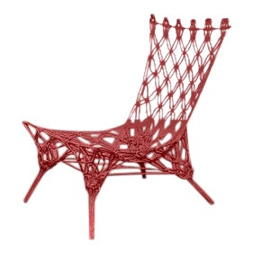 Cappellini 'Knotted' Chair by Marcel Wanders,1996 For Sale