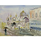 Image of Piazza San Marco Venice For Sale