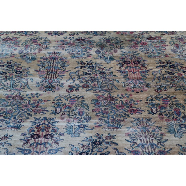 Large Persian Rug - 9′9″ × 14′4″ - Image 11 of 11