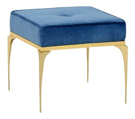 Image of Fabric Bar Stools
