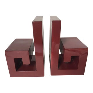 Greek Key Wall Brackets - a Pair