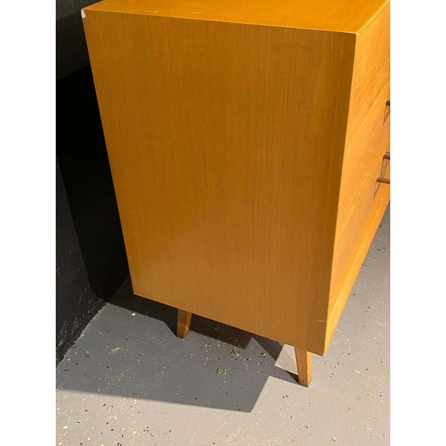 Pair of Mid-Century Modern Bachelor Chest, Commodes or Dressers For Sale - Image 11 of 13