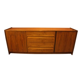1960s Vintage Mid-Century Modern Credenza For Sale