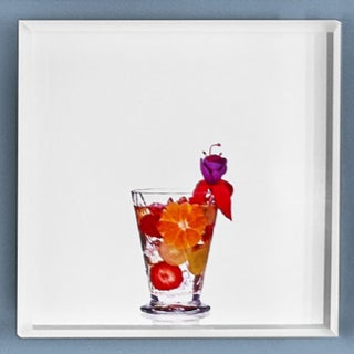 'Sangria Flora' Limited-Edition Cocktail Portrait Photography For Sale