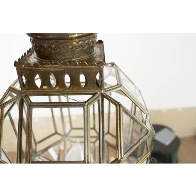 Mexican Tin Lantern For Sale In Boston - Image 6 of 9