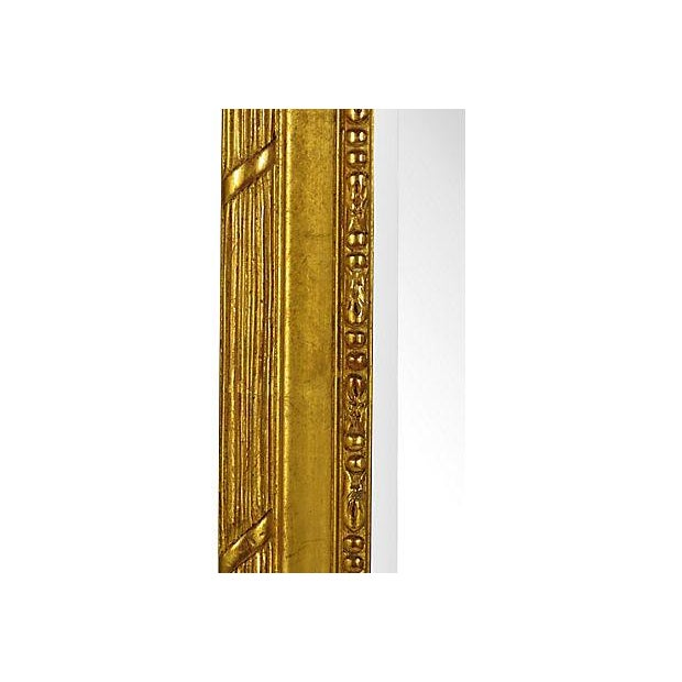Neoclassical Gilt Mirrors - A Pair - Image 4 of 6