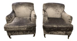 Image of Amethyst Accent Chairs