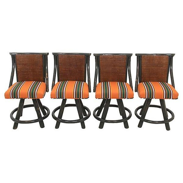 Mid-Century Bamboo Set - 5 Pieces - Image 2 of 7