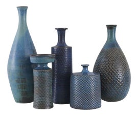 Image of Swedish Modern Vessels and Vases
